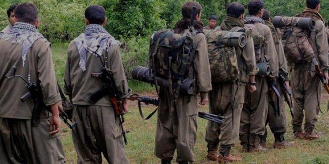 Terör örgütü PKK, Sincar'ı terk ediyor : 8 binayı boşalttılar