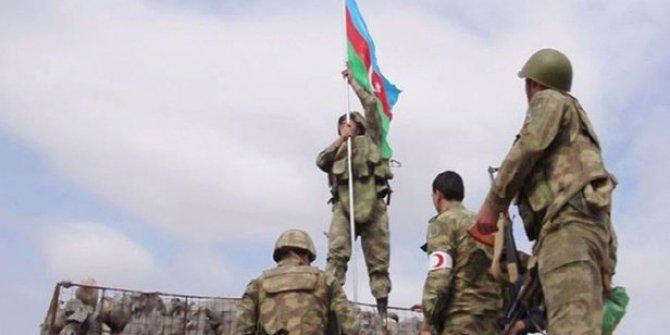 Azerbaycan Ordusu 28 yıl sonra Laçın'da