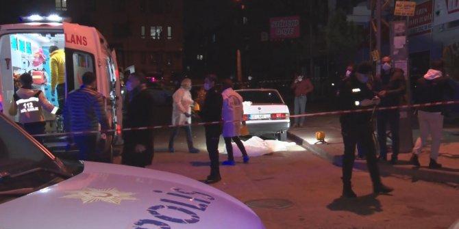 Ankara'da yolunu kestiği husumetlisini öldürdü