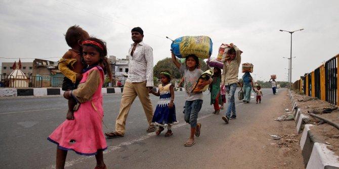 Nijerya'da eve dönüş heyecanı
