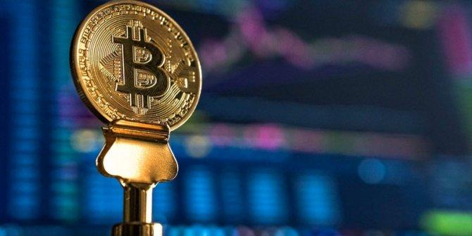 Bitcoin'den rekor geldi