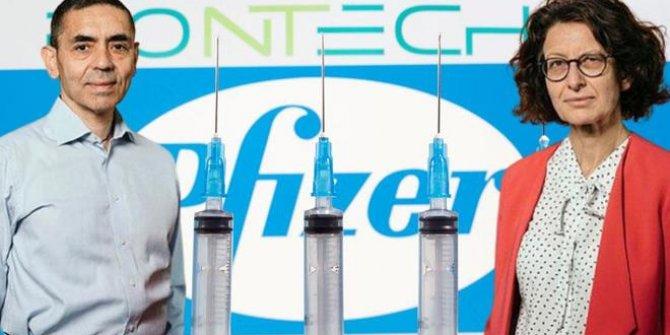 """BioNTech, korona virüs  aşısı için Avrupa İlaç Ajansına """"koşullu onay"""" başvurusu yaptı"""