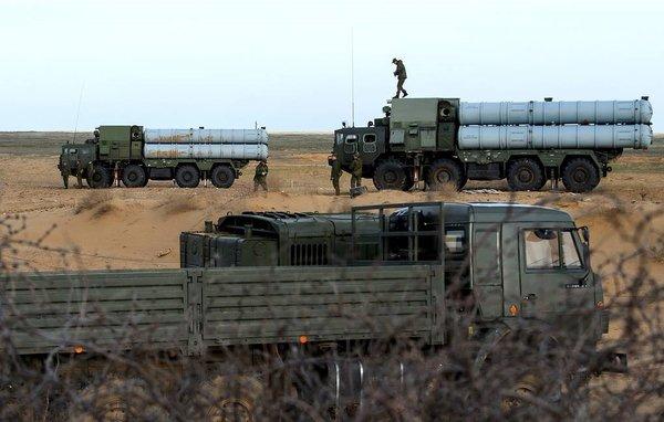Rusya'dan kritik hamle! S-300 füzelerini yerleştirdiler