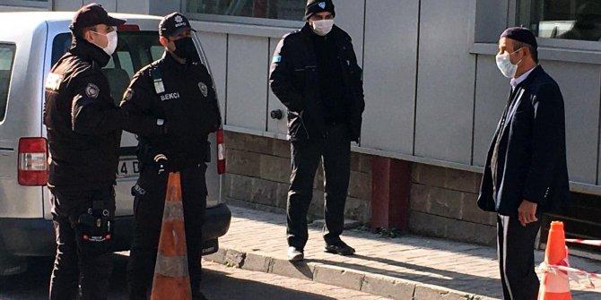 23 ev korona tedbirleri nedeniyle karantinaya alındı