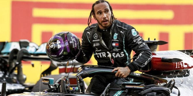 Lewis Hamilton'a korona virüse yakalandı!