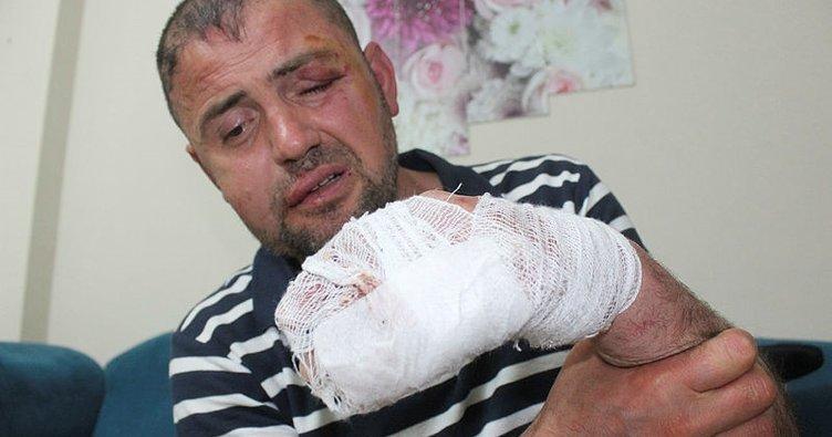 Gazinin darbedilmesi davasında hapis cezası çıktı