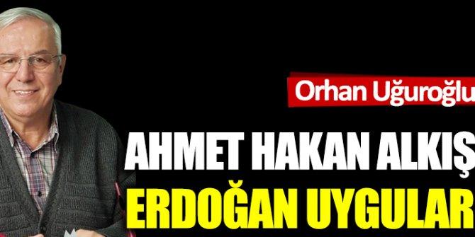 Ahmet Hakan alkışladı Erdoğan uygular mı?