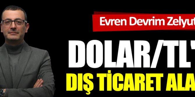 Dolar/TL'de dış ticaret alarmı