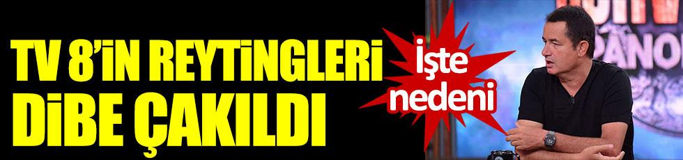 Acun Ilıcalı şokta... TV8 boykot edildi, reytingler dibe çakıldı!