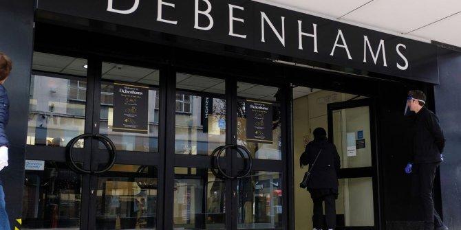 242 yıllık Debenhams alınan kararla sarsıldı