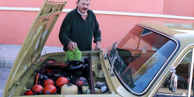 Murat 124'ünü lüks araçla takas etmedi. En büyük amacını açıkladı