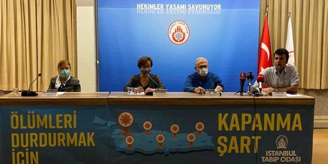 Koronada korkutan raporu İstanbul Tabip Odası açıkladı. Hastane koridorlarında neler oluyor? Ölüm sayıları neden arttı?