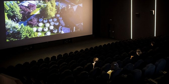 Sinema salonlarına 15 milyonluk destek paketi