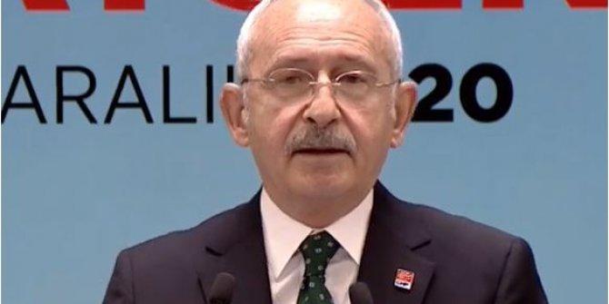 Kılıçdaroğlu Kayseri'de muhtarlarla buluştu