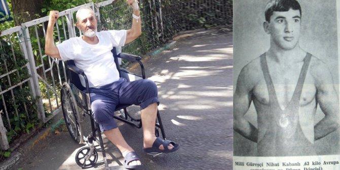 Avrupa şampiyonu eski milli güreşçi Nihat Kabanlı yaşamını yitirdi
