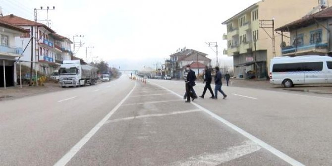Mahalleli isyan etti, 28 yılda 39 kişi bu yolda hayatını kaybetti