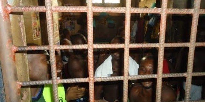 98 mahkum koronaya yakalandı