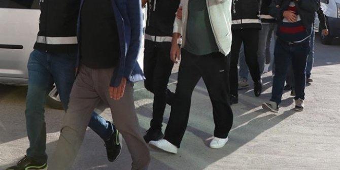 Gaziantep'te büyük çaplı hırsızlık operasyonu! 7 kişi tutuklandı