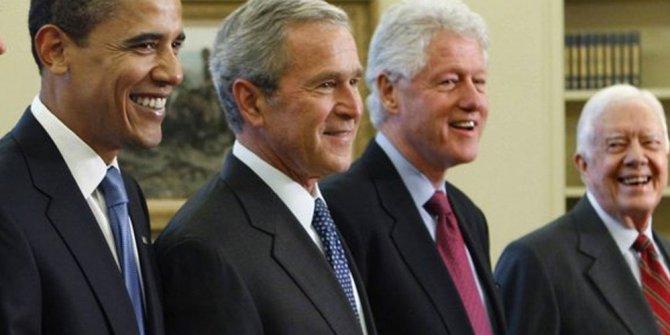 ABD'nin eski başkanları korona aşısı için gönüllü