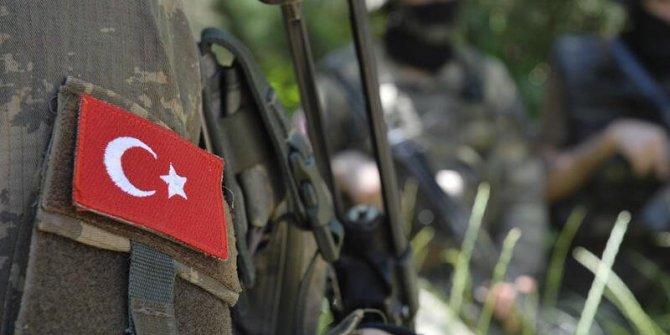 Afrin'den acı haber, Bir askerimiz şehit oldu