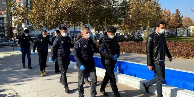 Kırşehir FETÖ operasyonu: 4 gözaltı