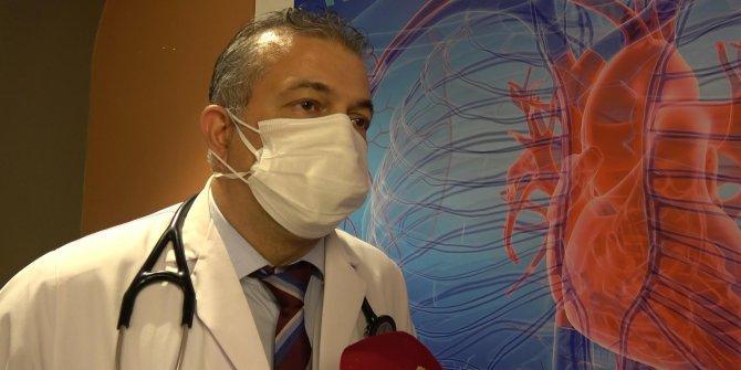 Korona virüsün zararları meğer çok daha fazlaymış. Prof. Dr. Cevat Şekuri, hedef tahtası diyerek uyardı