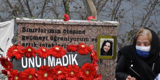 Ceren Özdemir mezarı başında anıldı