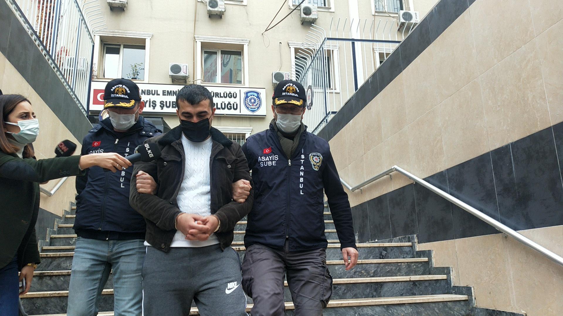 Interpol tarafından kırmızı bültenle aranıyordu! Bağcılar'da yakalandı