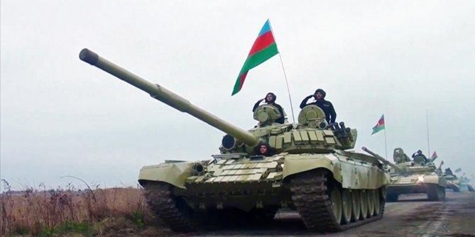 Azerbaycan ordusu, Dağlık Karabağ'da verilen şehit sayısını açıkladı
