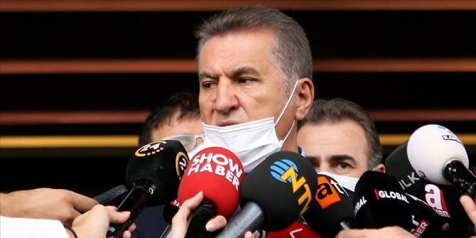 Mustafa Sarıgül partisinin kuruluş tarihini açıkladı