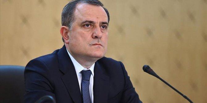 Bayramov: Çatışma bölgesindeki Azerbaycanlı ve Ermeni nüfusun barışla yaşaması sağlanacak