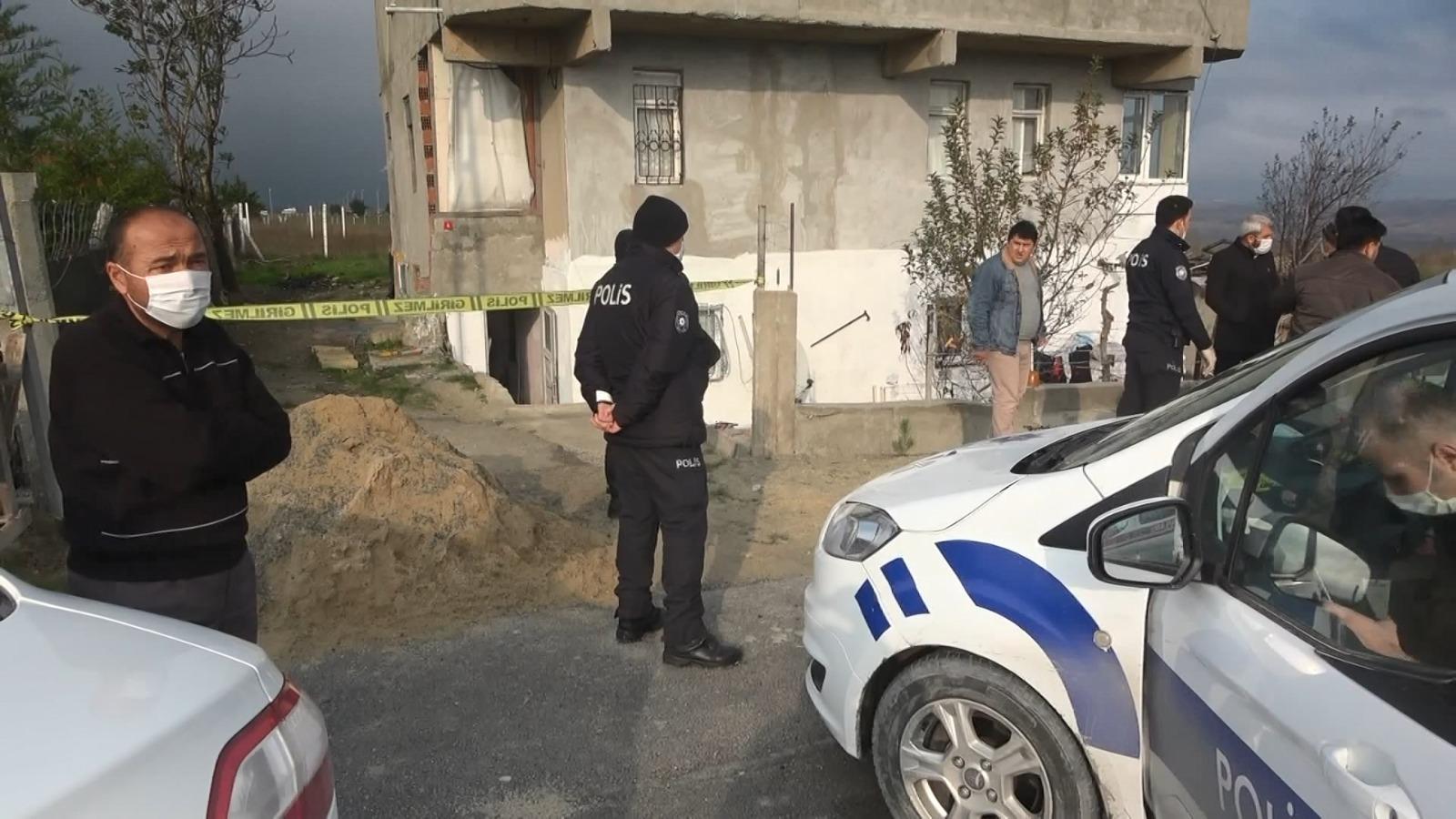 Arnavutköy'de karı koca tartışması ölümle bitti