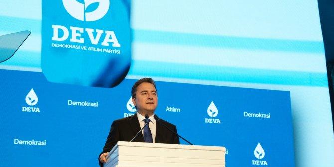 Ali Babacan partisinin vaadini açıkladı