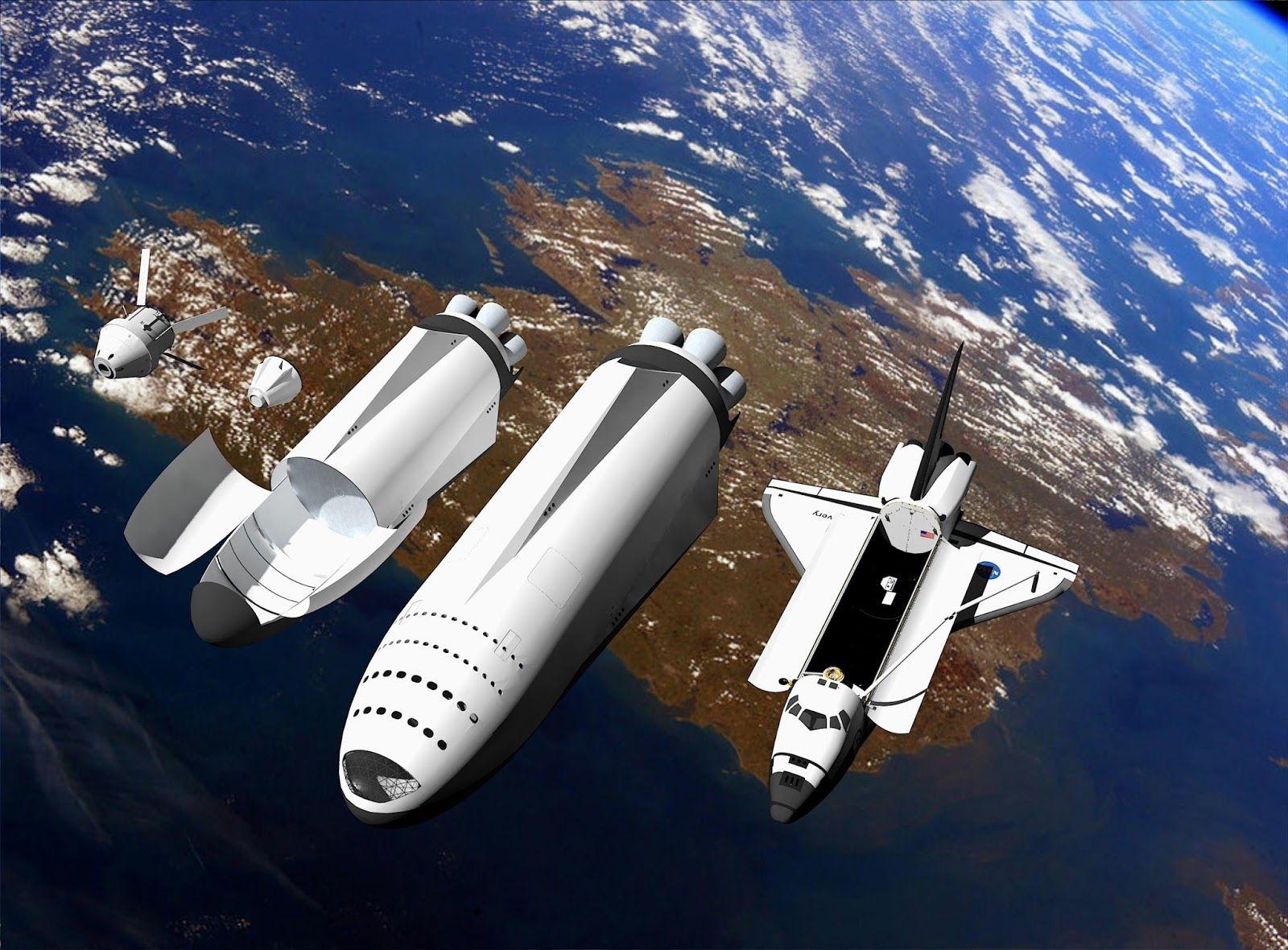 SpaceX ayda araba yarışına hazırlanıyor