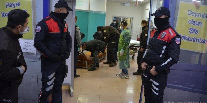 Kahramanmaraş'ta polisi şehit eden katil zanlı hayatını kaybetti