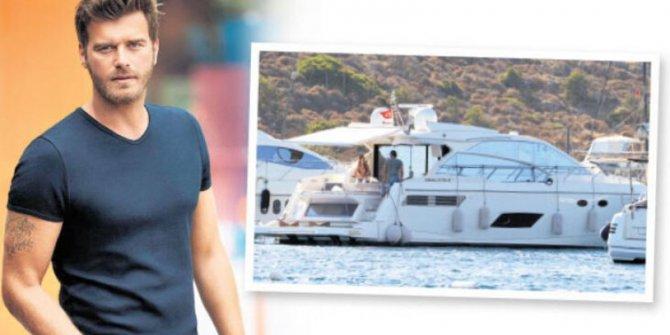 Kıvanç Tatlıtuğ, teknesini rekor fiyata sattı!