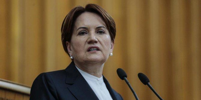 İYİ Parti Genel Başkanı Meral Akşener'den Dünya Madenciler Günü mesajı