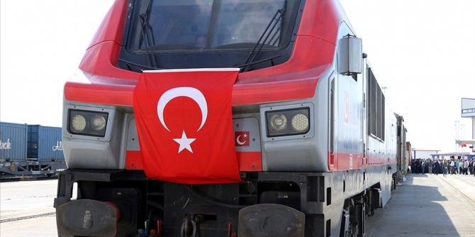 Bir ilk gerçekleşiyor, İstanbul'dan Çin'e 9 bin kilometrelik yolculuk