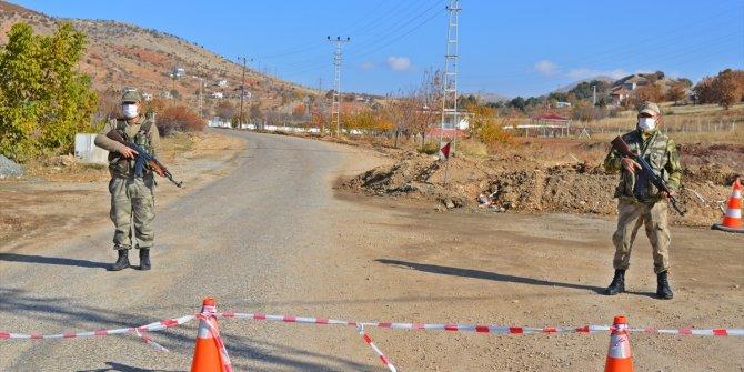 Adıyaman'da bir belde ve iki köy karantinaya alındı