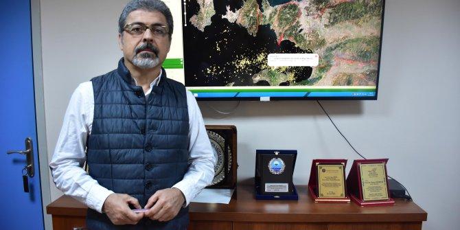 Deprem uzmanı Prof. Dr. Sözbilir '5.3 bile olsa yıkabilir' dedi ve ekledi: Dikkatli olun