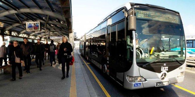 İBB'den toplu taşımaya 'kısıtlama' düzenlemesi