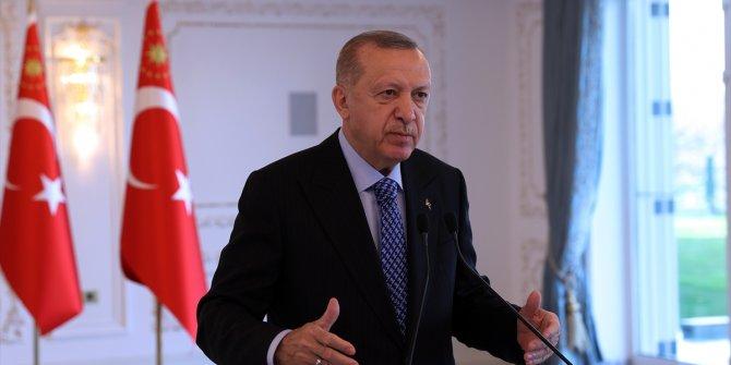 Cumhurbaşkanı Erdoğan Tasarım Merkezi Açılış Töreni'nde konuştu