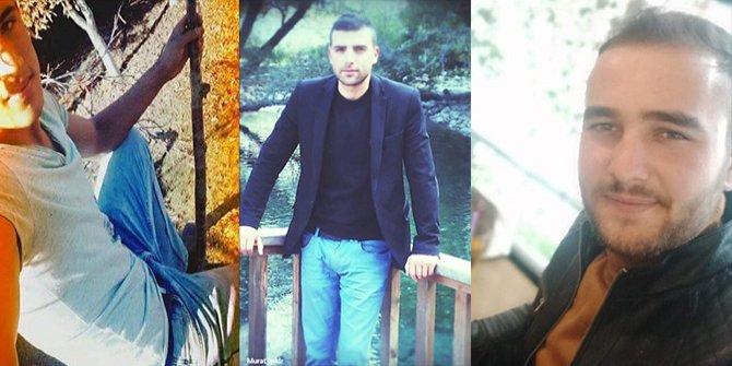 Konya'da 3 gencin acı sonu biri muhtarın oğluydu