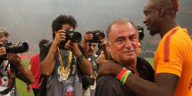 Diagne attı Galatasaray'da Fatih Terim tarihe geçti