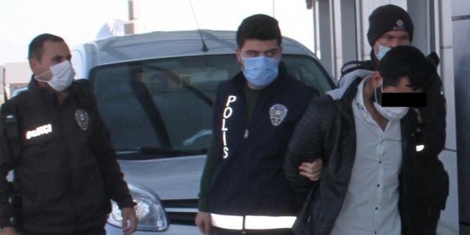 Konya'da 4 aylık eşini öldüren şahıs tutuklandı