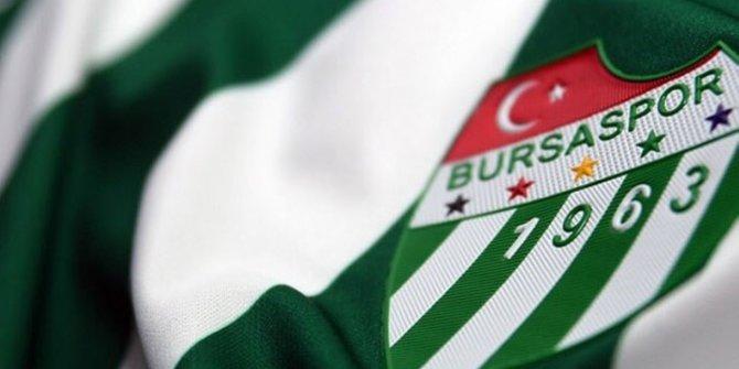 Bursaspor'da korona virüs şoku