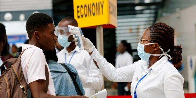 Güney Afrika Cumhuriyeti'nde vaka sayısı patladı