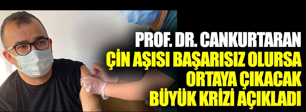Prof. Dr.Mustafa Cankurtaran Çin aşısı başarısız olursa ortaya çıkacak büyük krizi açıkladı