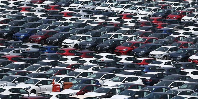 Otomotiv sektöründen kasımda 2,7 milyar dolarlık ihracat