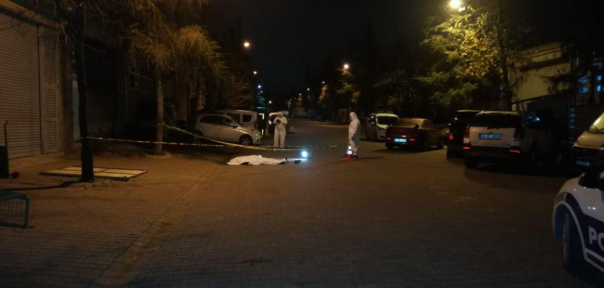 İstanbul Başakşehir'de şüpheli ölüm